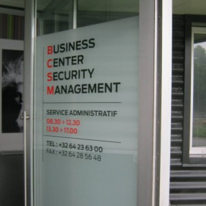 Business Center Security Management