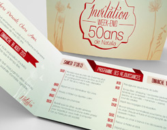 Faire-part / Invitations