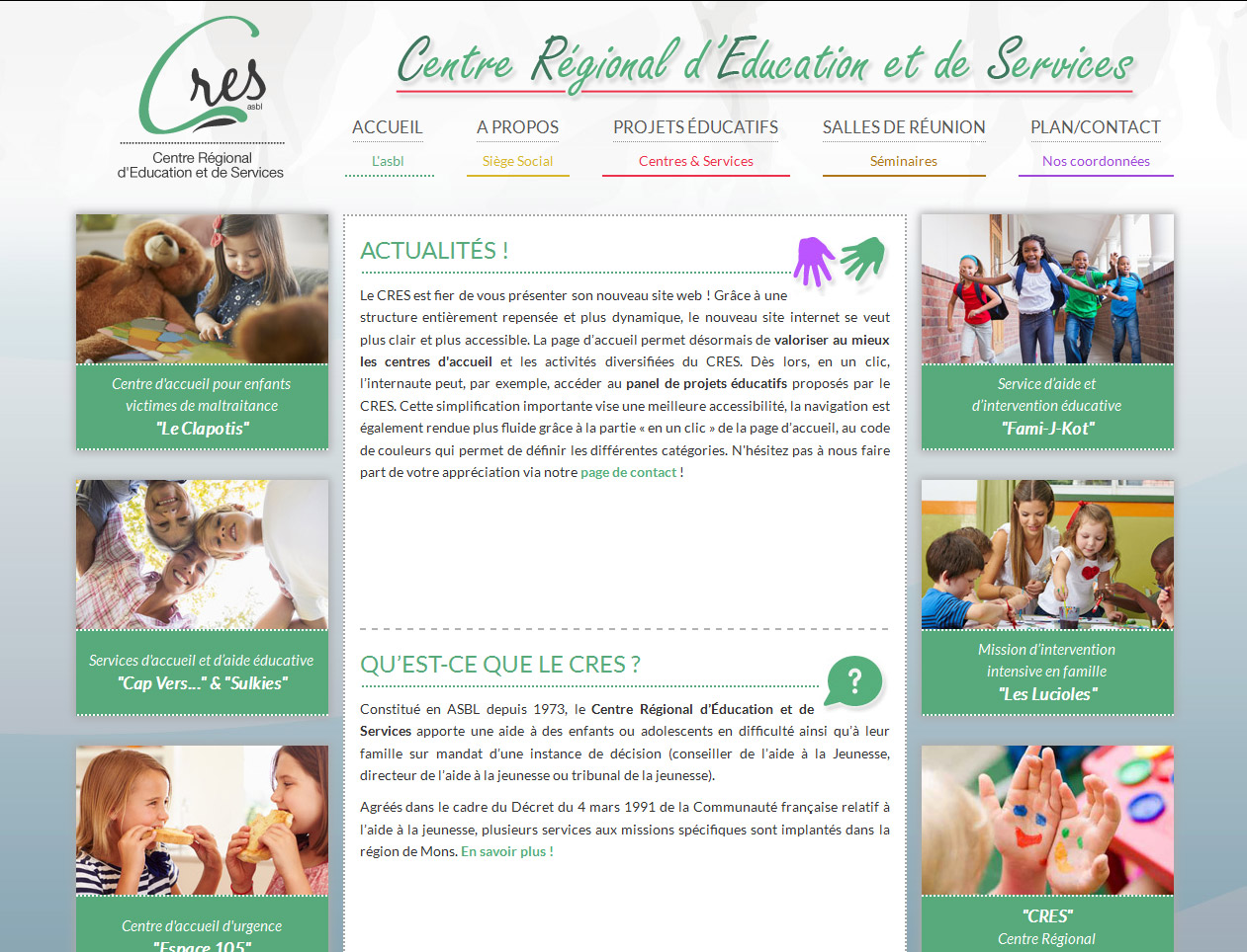 Centre Régional d'Éducation et de Services