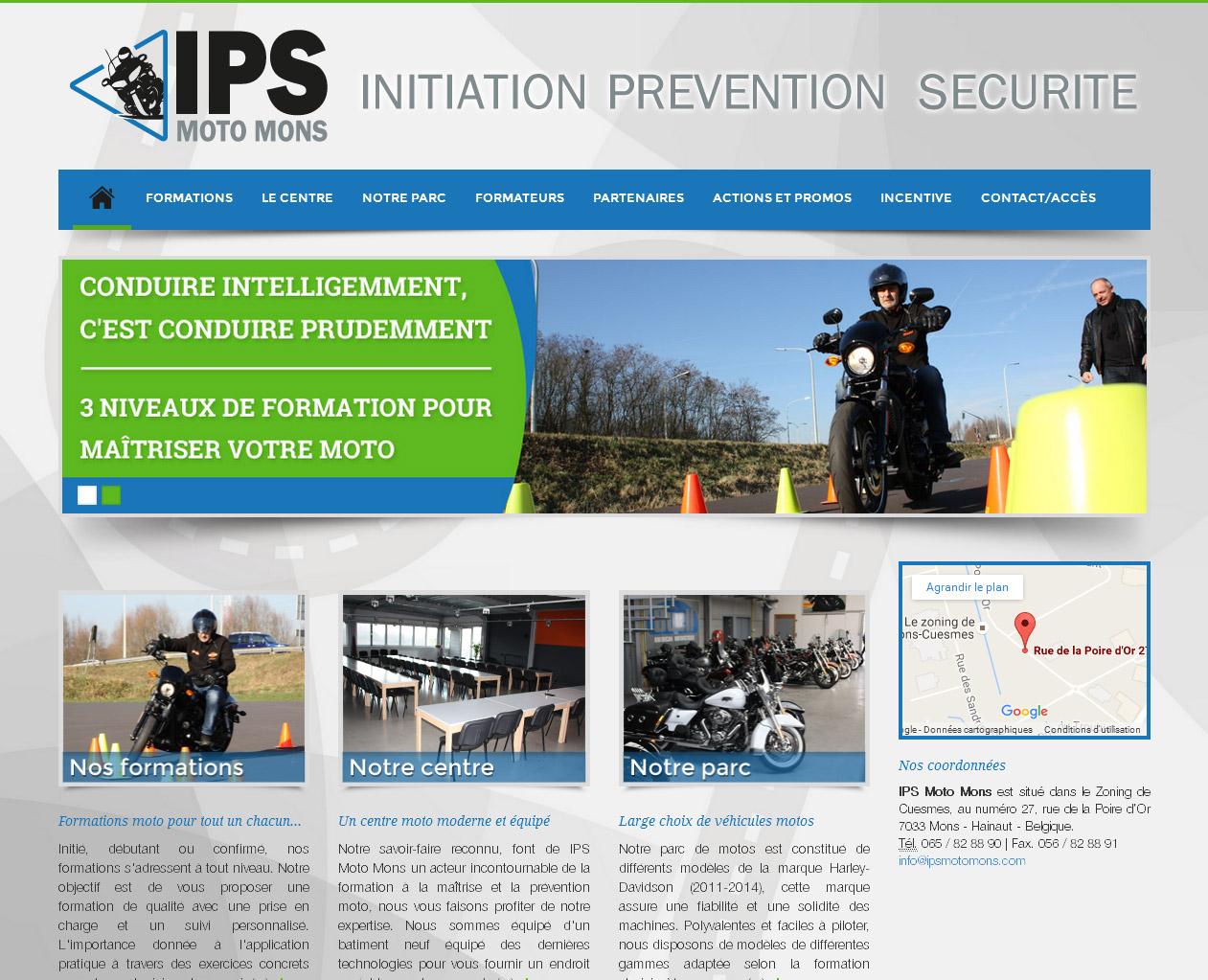 IPS : Initiation Prévention Sécurité