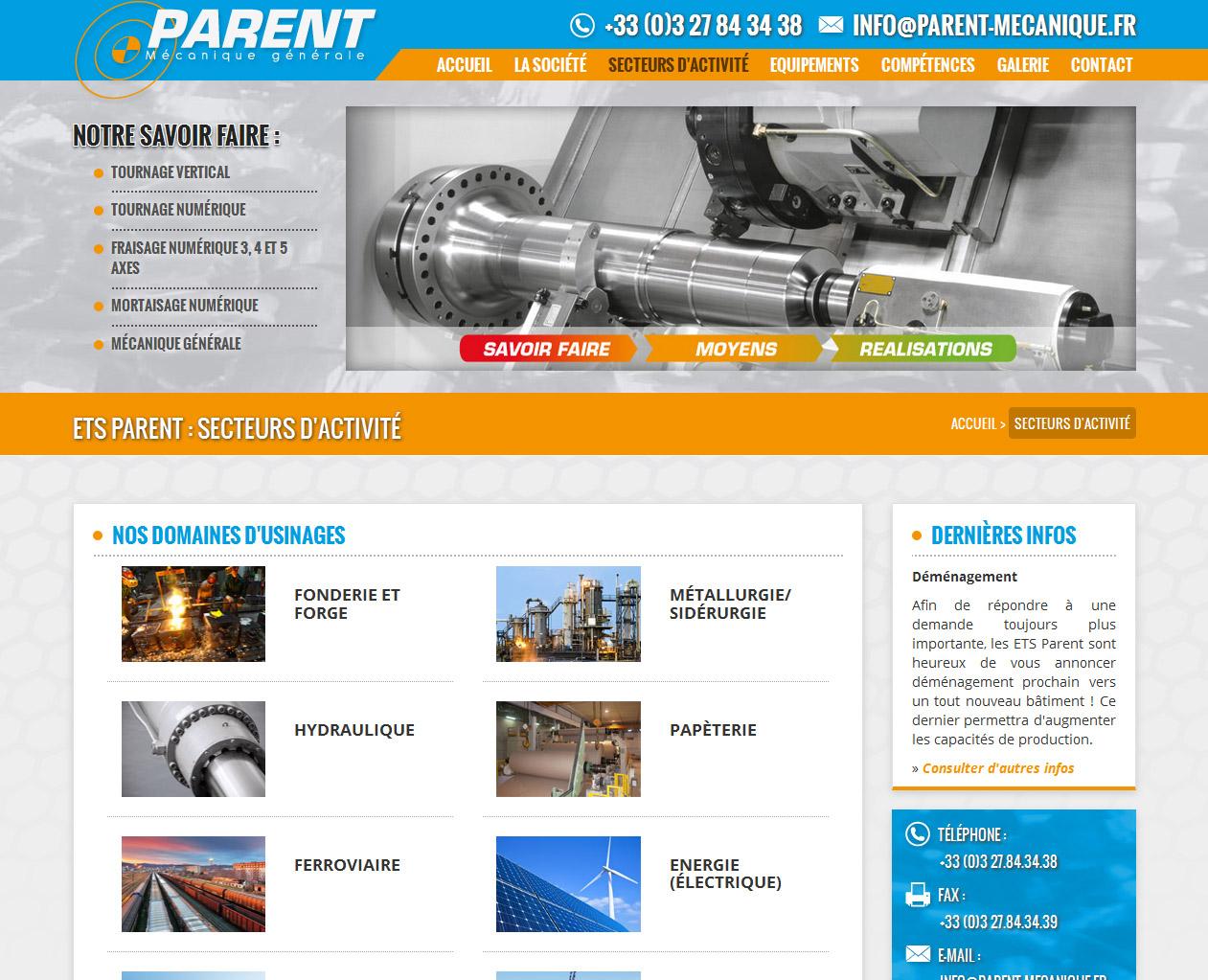 Parent Mecanique