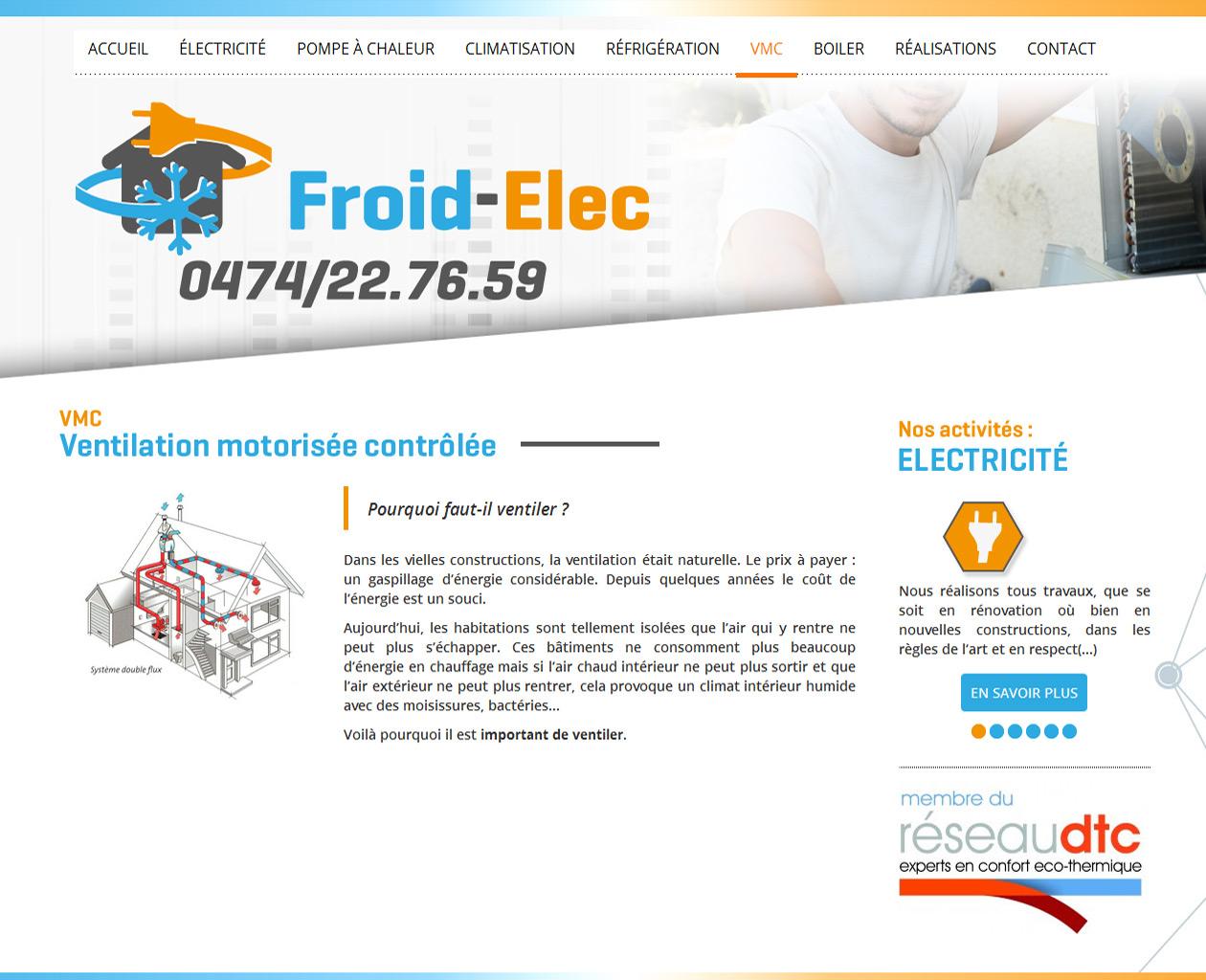 Froid Elec