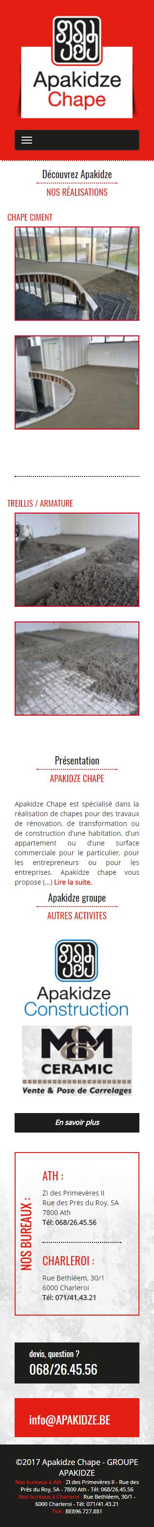 Apakidze Chapes
