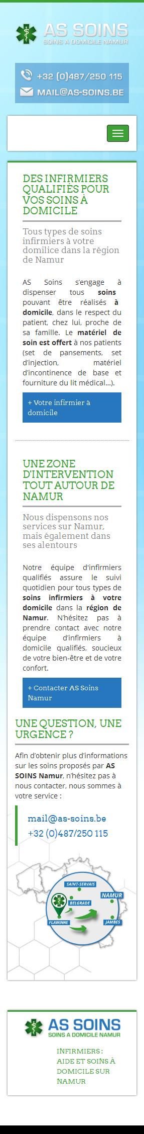 AS Soins Namur
